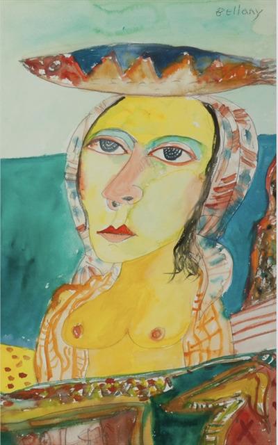, 'Enigma,' ca. 1990, Robert Eagle Fine Art
