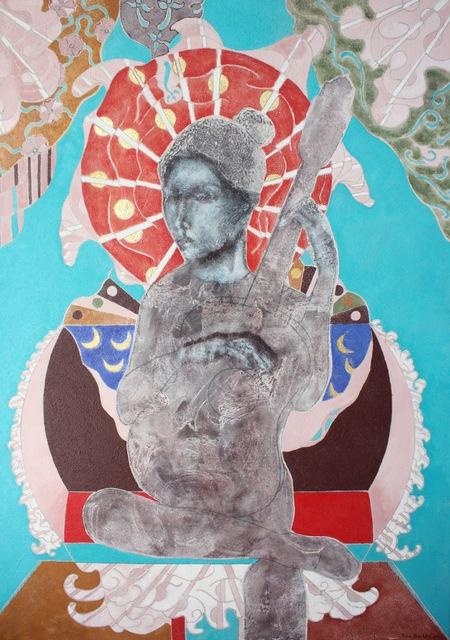 Sax Berlin, 'Musical Emanations', 2017, White Court Art