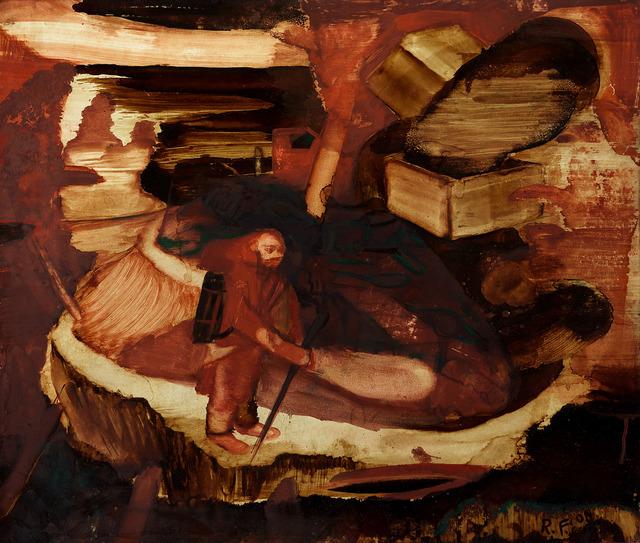 , 'Chimerica II,' 2010, Artscape