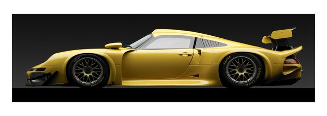 Michael Furman, '1996 PORSCHE 911 GT1 – SIDE DARK', ca. 2014, Patina Gallery