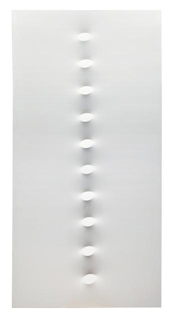 , '10 ovali bianchi,' 2015, Dep Art