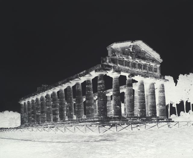 , 'Temple of Athena, Paestum: October 5, 2015,' 2015, Weinstein Gallery - Minneapolis