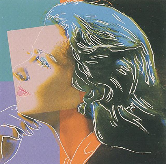 Andy Warhol, 'Ingrid Bergman - Herself (FS.II.313)', 1983, Taglialatella Galleries