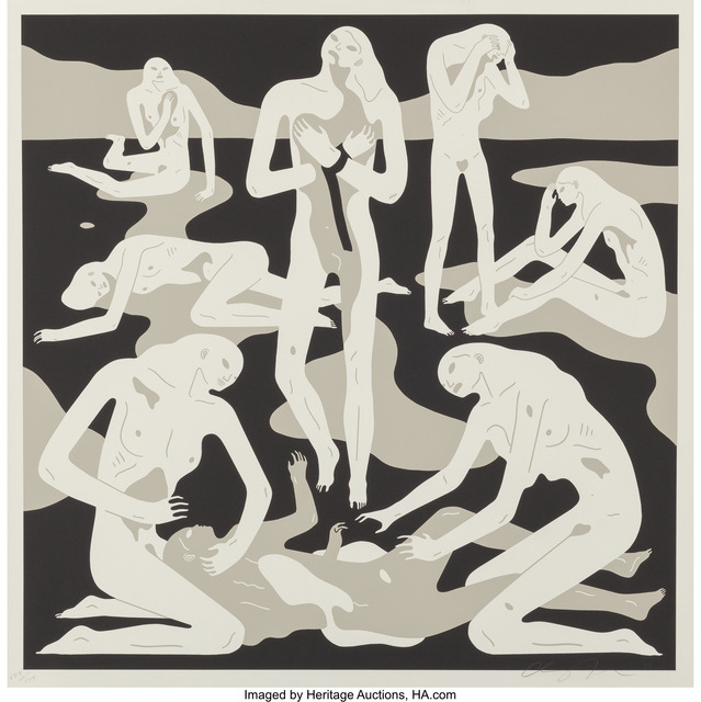 Cleon Peterson, 'Virgins (White)', 2017, Heritage Auctions