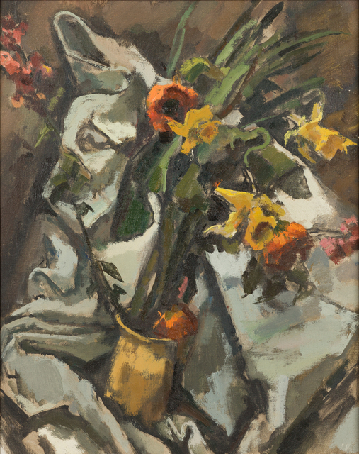 , 'Still Life with Daffodils and Poppies,' , Childs Gallery
