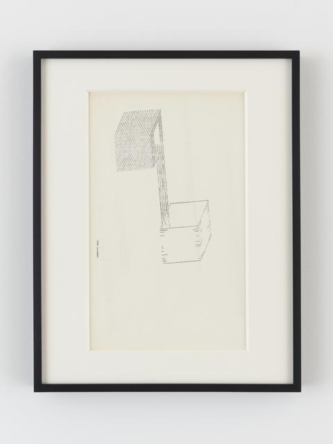 Dom Sylvester Houédard, 'Untitled', 1969, Aspen Art Museum Benefit Auction