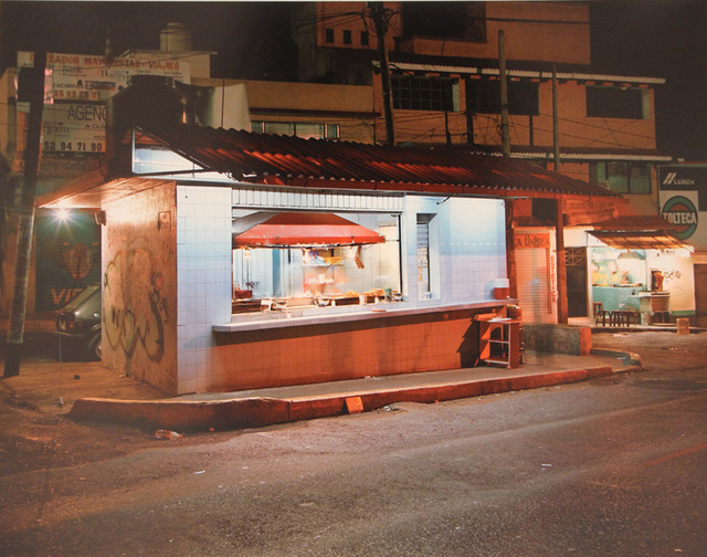 Jim Dow, 'All Night Taco Stand, A v. Gustavo Baz Prada, El Country', 2004, ClampArt