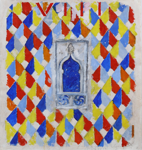 , 'The Stones of Venice Palazzo Contarini Fasan,' 2017, Marlborough London