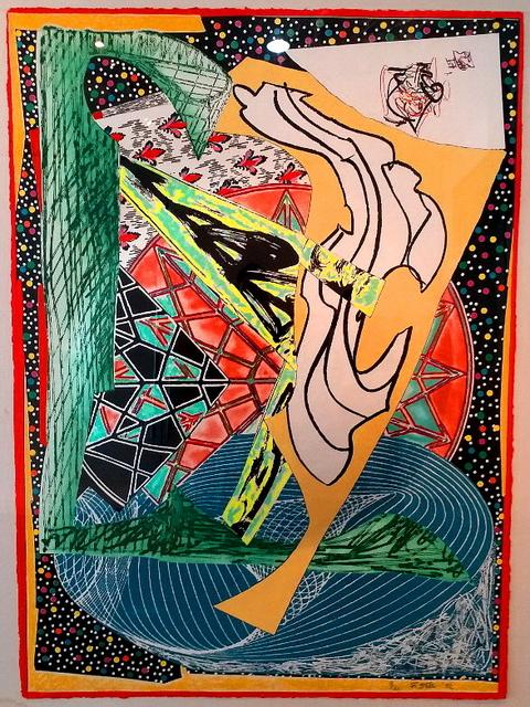 Frank Stella, 'Untitled ', 1992, Vivian Choi Gallery