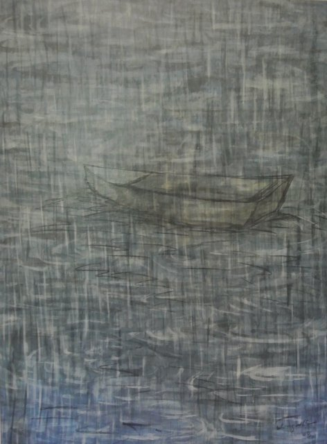 , 'A Boat in the Rain,' 2009, Georges Berges Gallery