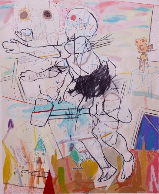 Thameur Mejri, 'Broken Shards 1', 2018, Gallery 1957