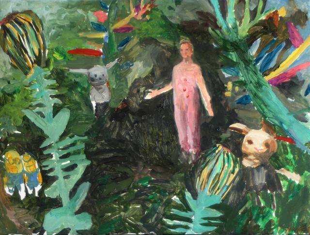 , 'El bosque encantado de Shifen,' 2018, Yiri Arts