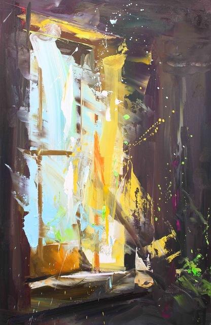 , 'Light Burst,' 2017, Maddox Gallery