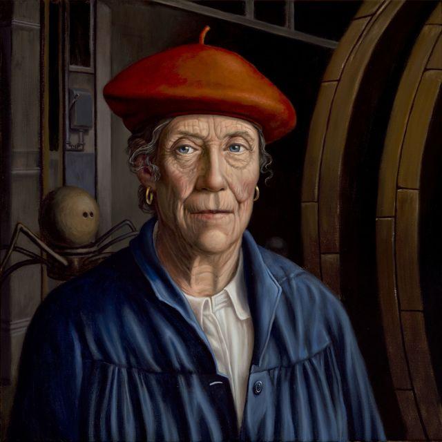 , 'Anachronistic Portrait (Louise/Gentileschi),' 2016, Galerie de Bellefeuille