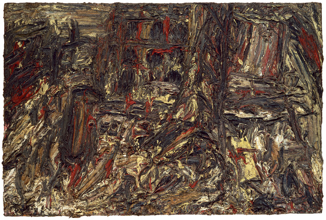 , 'Shell Building Site,' 1962, Annely Juda Fine Art