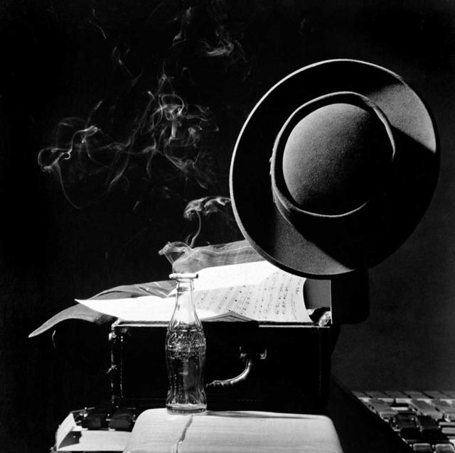"Herman Leonard, 'Lester ""Prez"" Young, NYC', 1948, Photography, Silver print, Robert Mann Gallery"