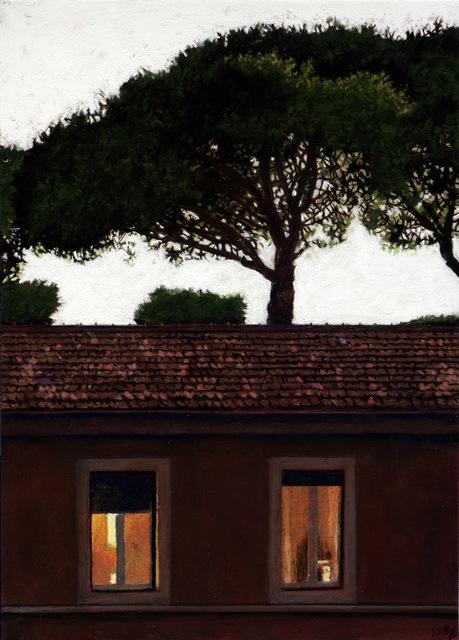 , 'American Academy in Rome #6,' 2015, Eckert Fine Art