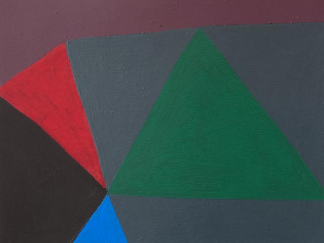 Danny Joe Rose III, 'Tumbleweed', 2020, Painting, Oil pastel and enamel on bristol,  Objets Trouvés