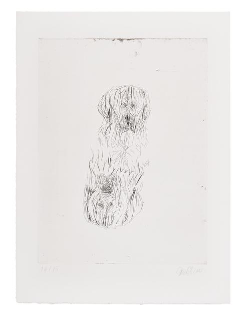 , 'Zweimal Bruno,' 2000, Bode Gallery