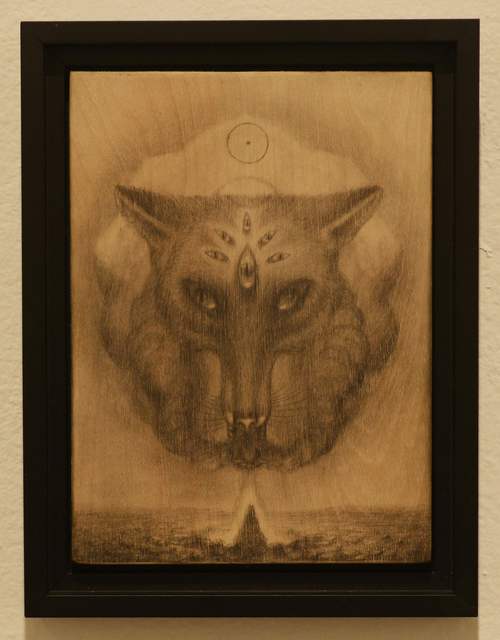 , 'Maya (study),' 2015, Jonathan LeVine Projects