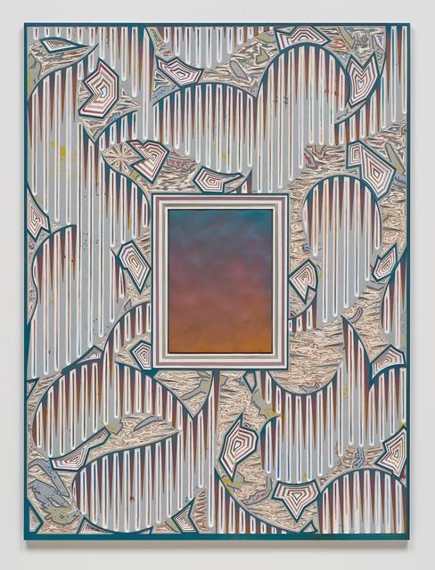 , 'Sanyo Sunset,' 2014-2015, David Kordansky Gallery