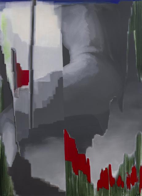 , 'Stride,' 2018, Vanguard Gallery