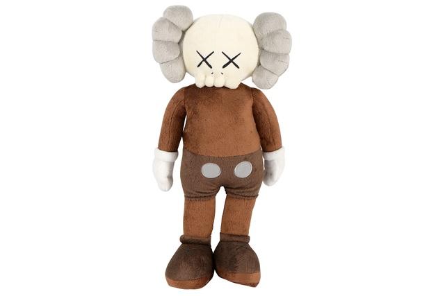 KAWS, 'Lane Crawford Toy', 2016, Design/Decorative Art, Plush toy, Chiswick Auctions