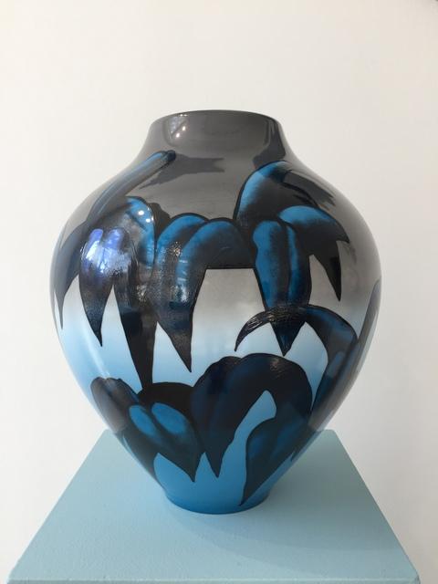 , 'Blue Mood,' 2018, Sèvres