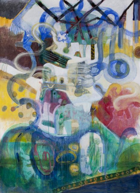 , 'First Captiva Dream,' 2015, OTA Contemporary
