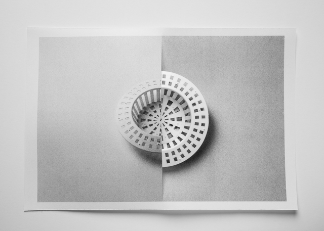 Delphine Burtin, 'Untitled, Encouble (#15)', 2013, Photography, Archival pigment ink print, Benrubi Gallery