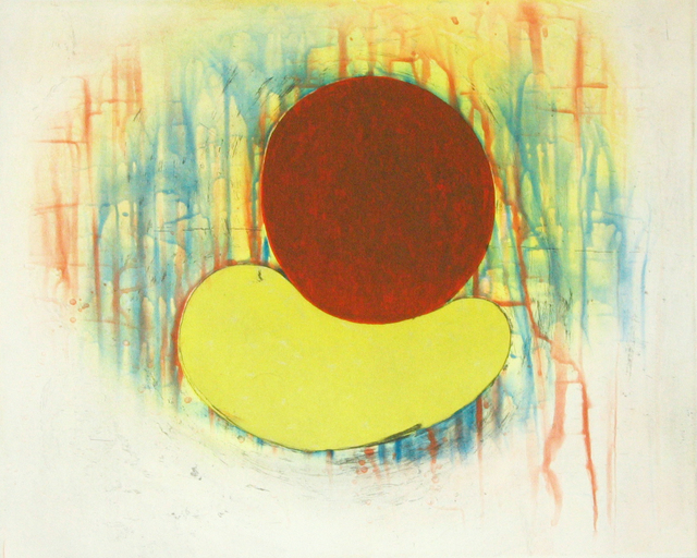 Thomas Nozkowski, 'First Print', 1991, IPCNY: Benefit Auction 2019