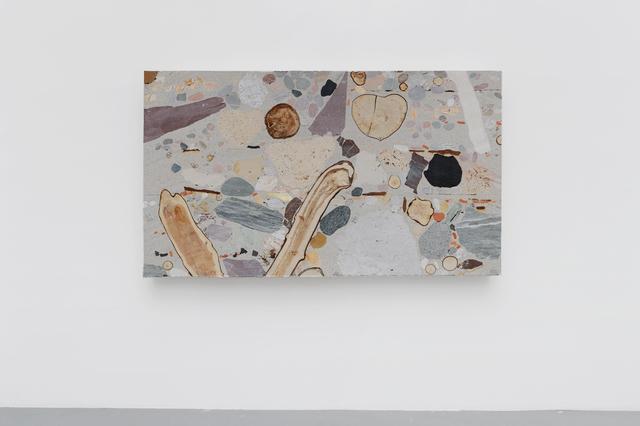 , 'Wie tief ist die Zeit? (Cut N05),' 2017, Galerie Mitterrand