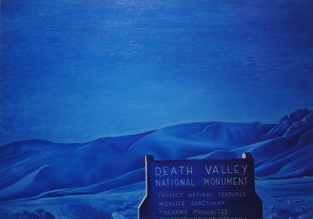 , 'Death Valley n˚4,' 1975, Richard Taittinger Gallery