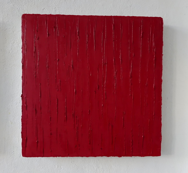 , 'Krapprot,' 2015, Sebastian Fath Contemporary