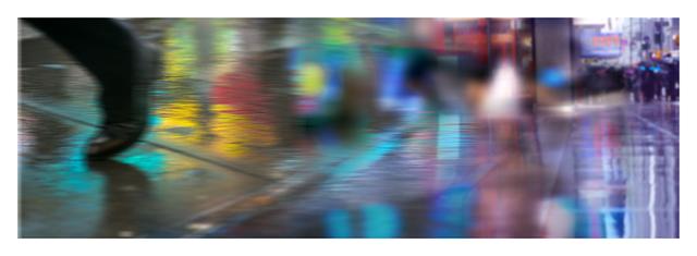 , 'Walking On The Rain 02,' 2015, Pg Art Gallery