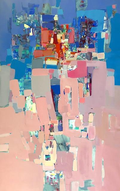 Vahe Yeremyan, 'Beach in Abstract', 2018, Vayer Art
