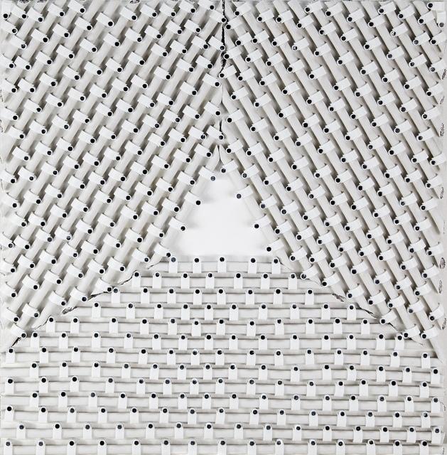 Mounir Fatmi, 'Who needs a god triangle 03', 2013, Wilde | Geneva, Switzerland