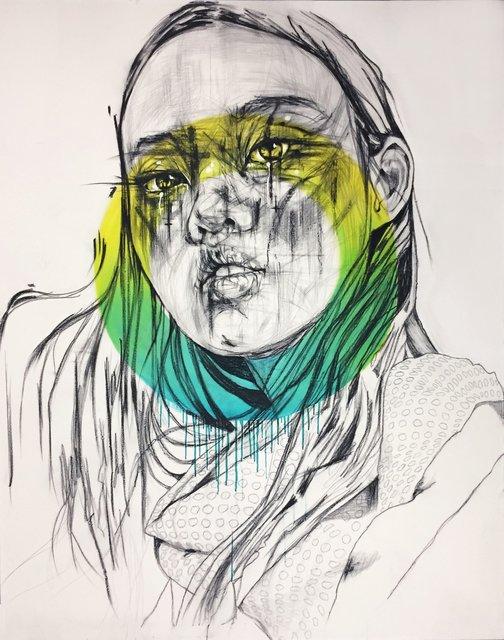 , 'Mandala,' 2018, Acid Gallery