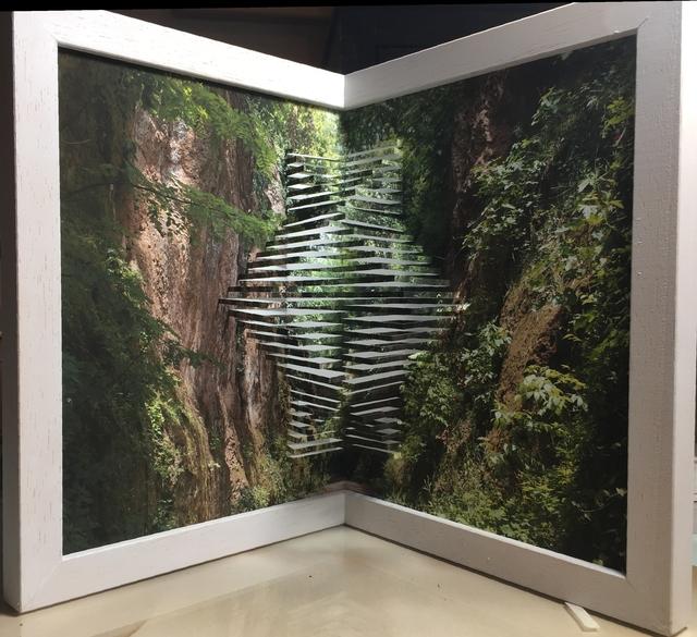 , 'Le vie cave (Sovana, Gr),' 2018, MLB Home Gallery
