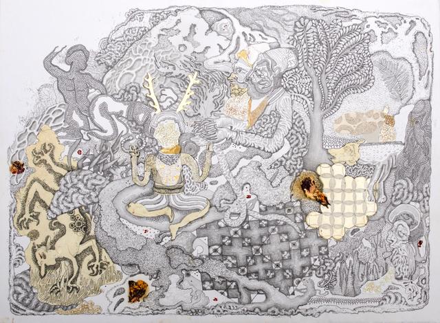 , 'Pagan Vision,' 2019, Jecza Gallery