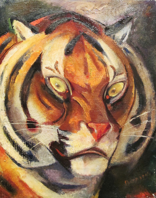 , 'Tiger,' ca. 1950, Cade Tompkins Projects