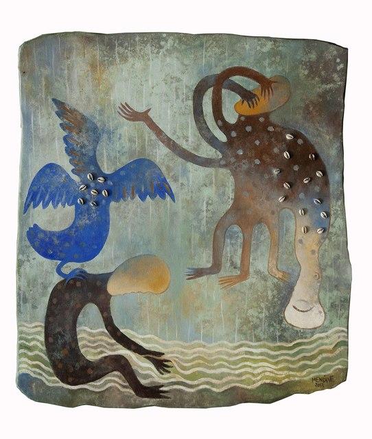 , 'Aguas,' 2013, Galería Artizar
