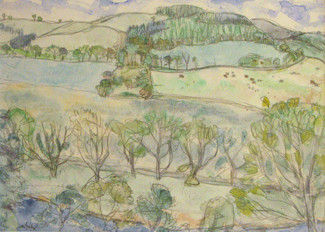 , 'The Tweed Valley,' , The Scottish Gallery