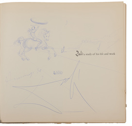 Dali: A Study of His Life and Work, Greenwich: New York Graphc Society