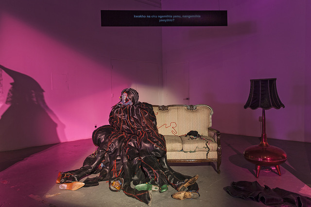 Nicholas Hlobo, 'Intethe', 2013, Locust Projects