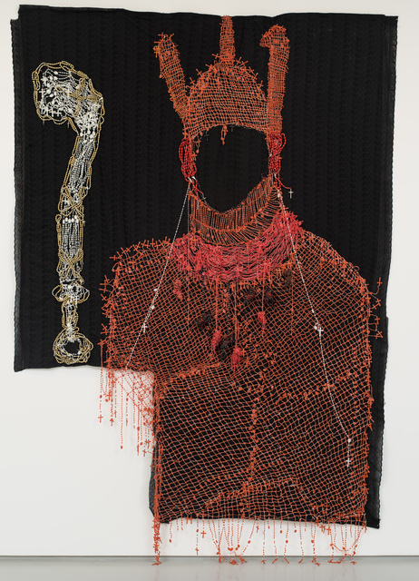 , 'I am Ogiso, the King from Heaven,' 2017, Tyburn Gallery