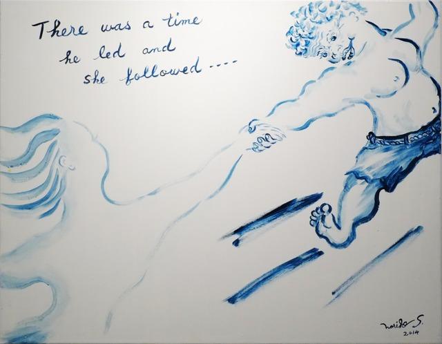 Noriko Shinohara, 'There Was a Time...', 2014, Deborah Colton Gallery