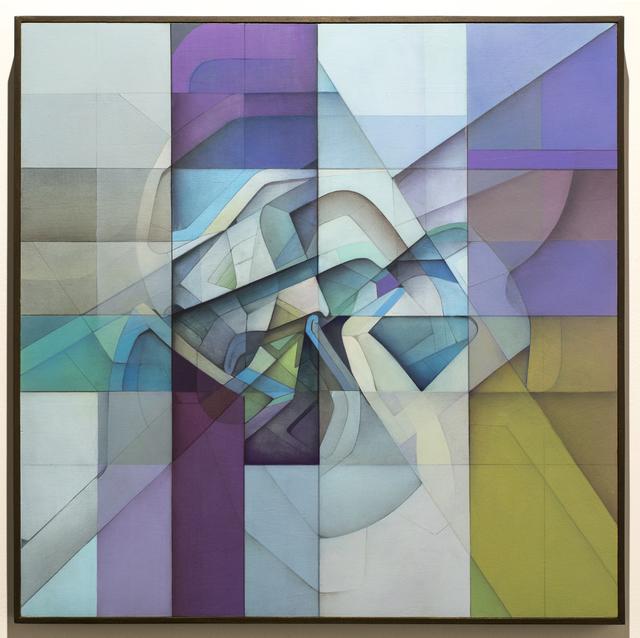 , 'Lost Grid 121,' 2015, Joseph Gross Gallery