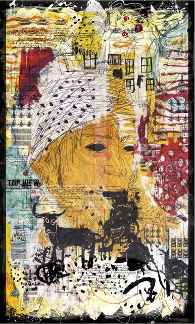 Waseem Marzouki, 'Soldier', 2018, Disruptive Canvas