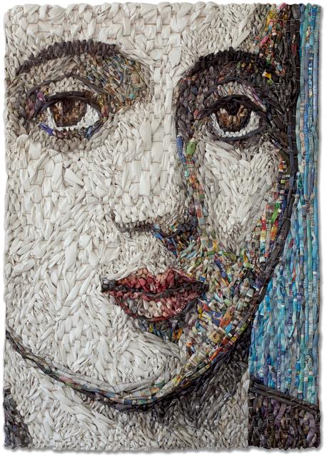, 'Madonna/Female Head #7,' 2015, Andrea Schwartz Gallery